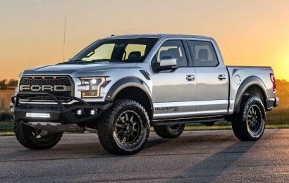 Ford Ranger Raptop sẽ chính thức ra mắt vào vào tháng quý 1 năm 2018