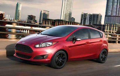Ford Fiesta ở Việt Nam giảm giá xuống dưới 500 triệu