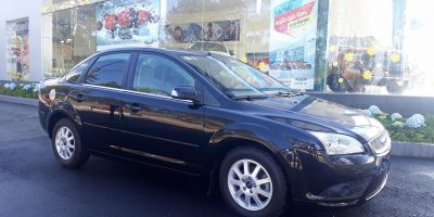 Ford Focus 1.8 MT