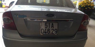 Ford Focus biển 51A 046.29