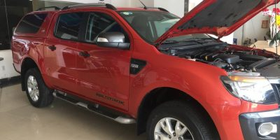 Ford Ranger wildtrack 2.2 2013